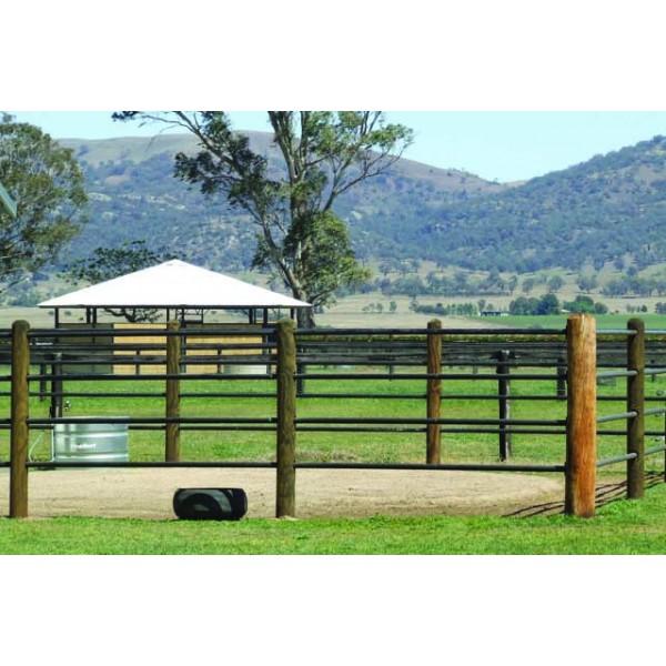 Ponderosa Rail Fence - ShopSpur Online Ranching Supplies